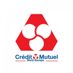 logo crédit mutuel nord europe