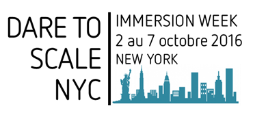 DARE TO SCALE NYC 2016