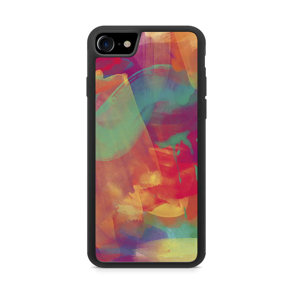 Coque iPhone 7 Aquarelle