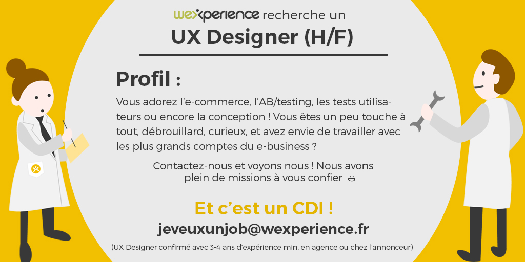 UXDESIGNER-WEXPERIENCE