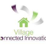 connected innovation village logo