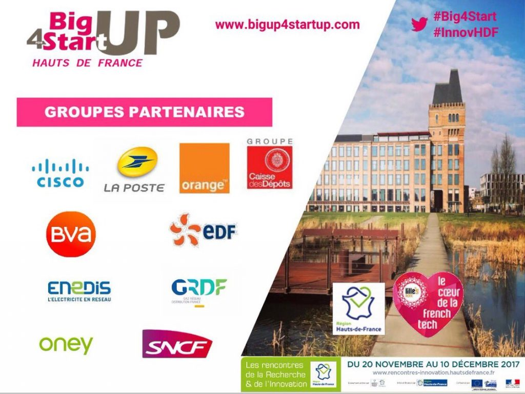 EuraTechnologies & Big Up 4 startup