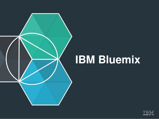 Meetup bluemix IBM à euratechnologies