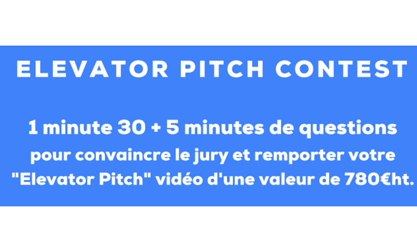 Elevator Pitch contest
