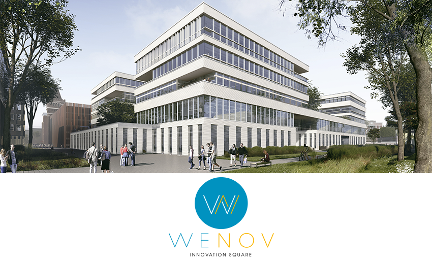 wenov innovation square euratechnologies