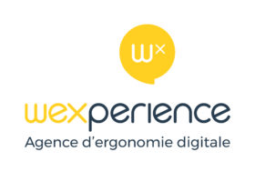 wexperience logo startup ecommerce