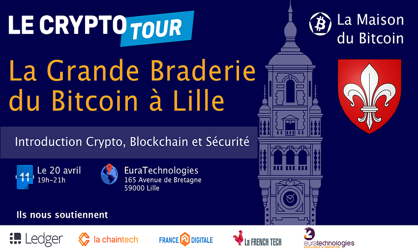 Crypto tour crypto blockchain securite