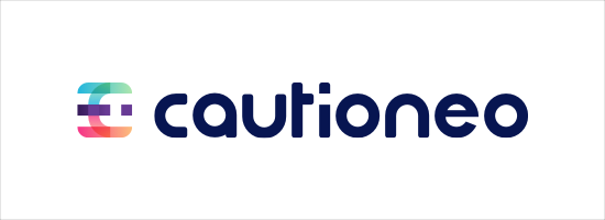 cautioneo logo startup proptech immobilier