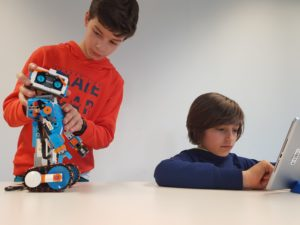 euratechkids robotique lego wedo