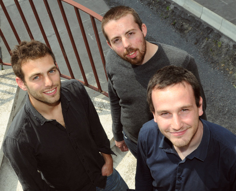 fondateurs origami network startup lille euratechnologies