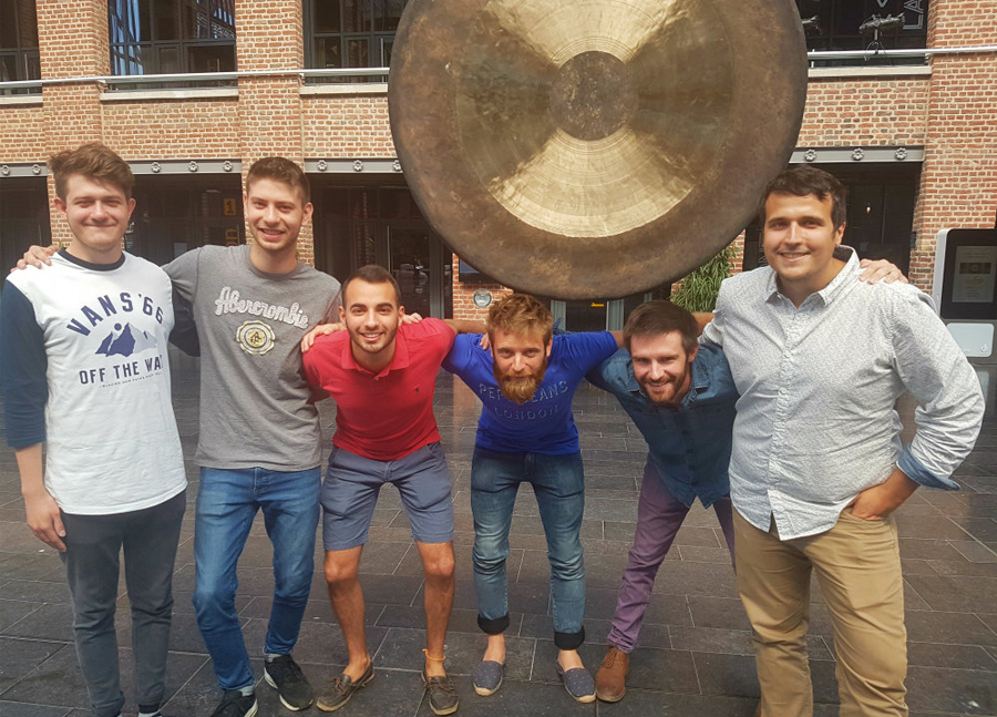 elamp startup acceleration euratechnologies lille accelerateur scale