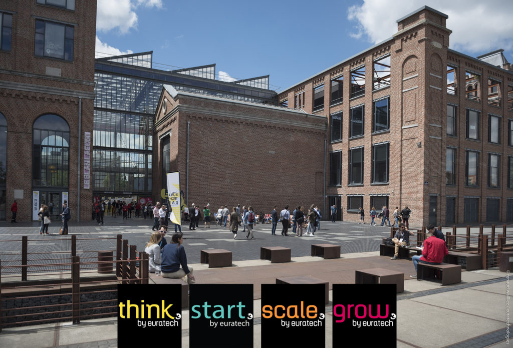 incubateur startup accelerateur lille euratechnologies