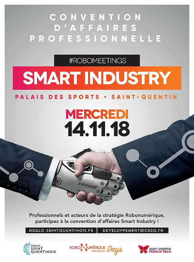 robomeetings smart industry