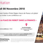 robot finance primonial euratechnologies