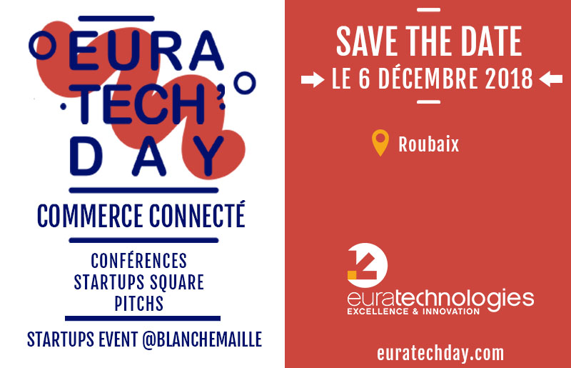 Euratech Day Commerce Connecté Blanchemaille