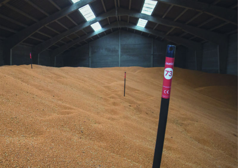 startup agriculture thermometre connecte javelot