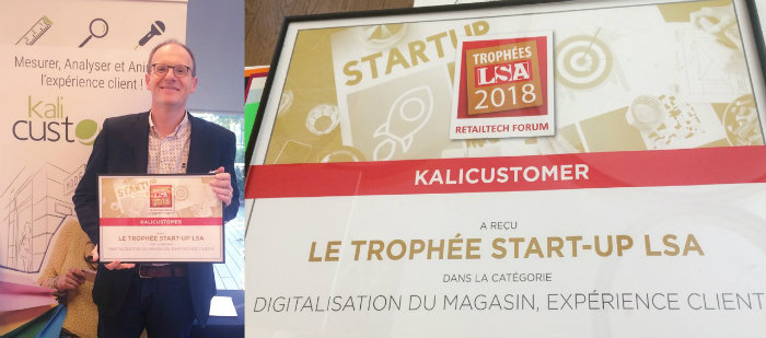 startup retail annee kali customer euratechnologies lille