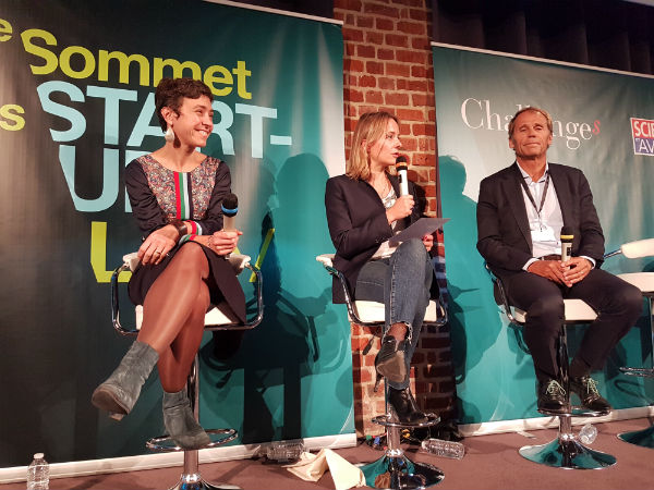 startup scale up table ronde marie ekeland benoist grossmann