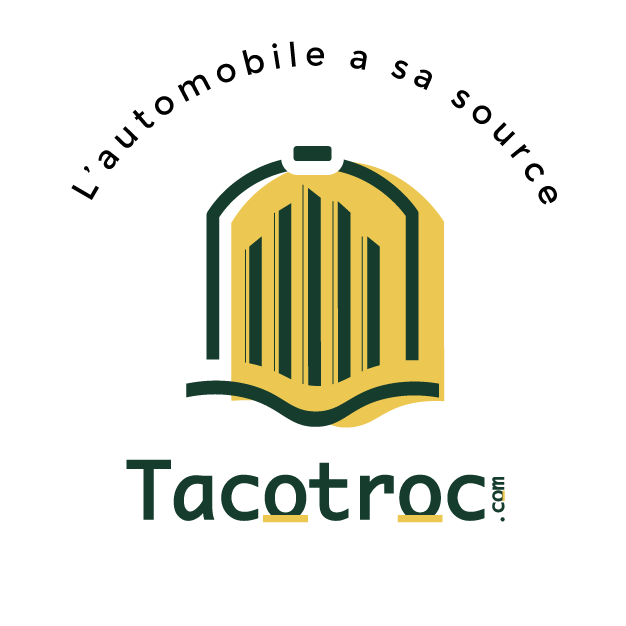 Image logo tacotroc.com calandre voiture de collection