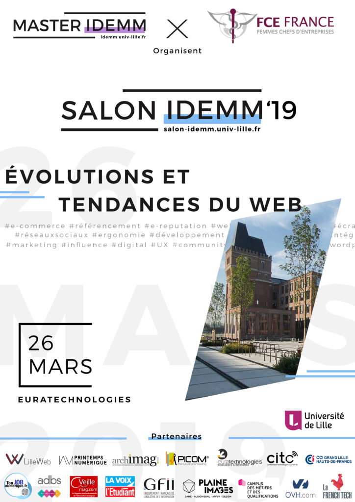 salon idemm evolutions tendances web
