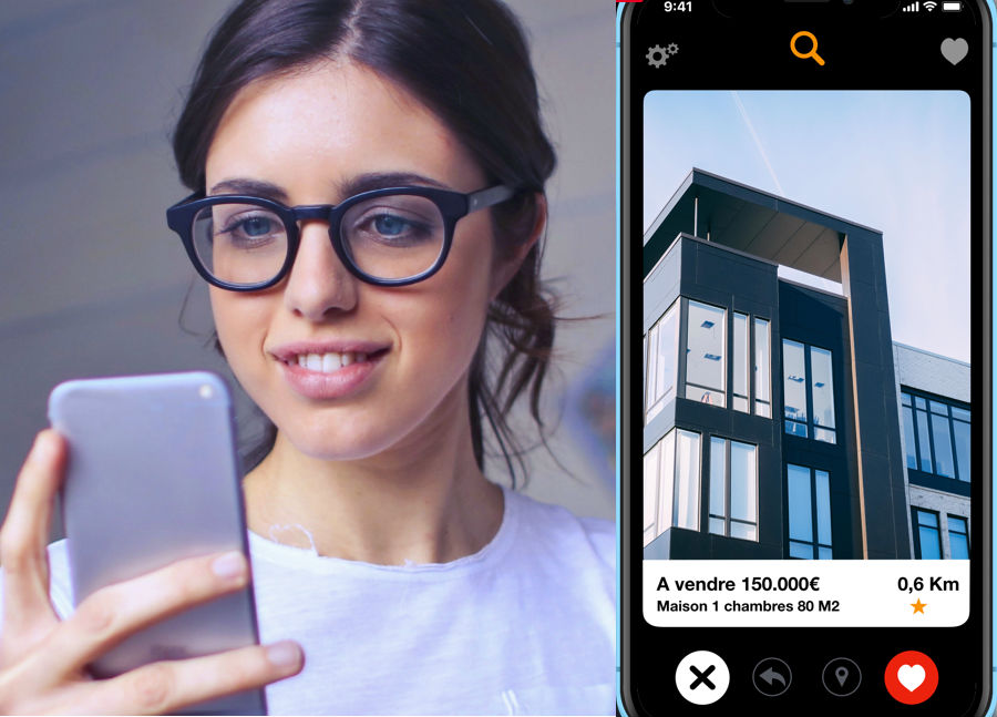 houzing agence immobiliere digitale lille startup proptech