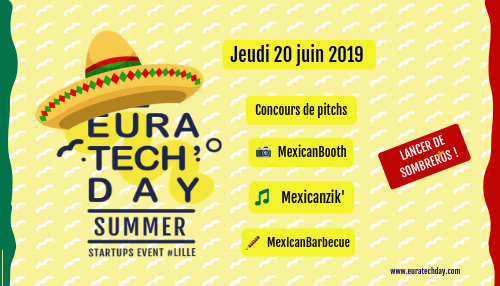 Euratech day summer incubateur