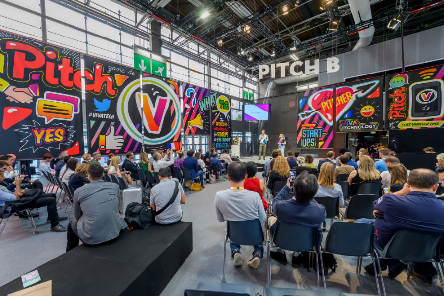 startup pitch zone salon vivatech 2019