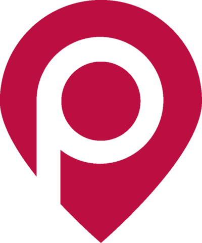 point in the city logo
