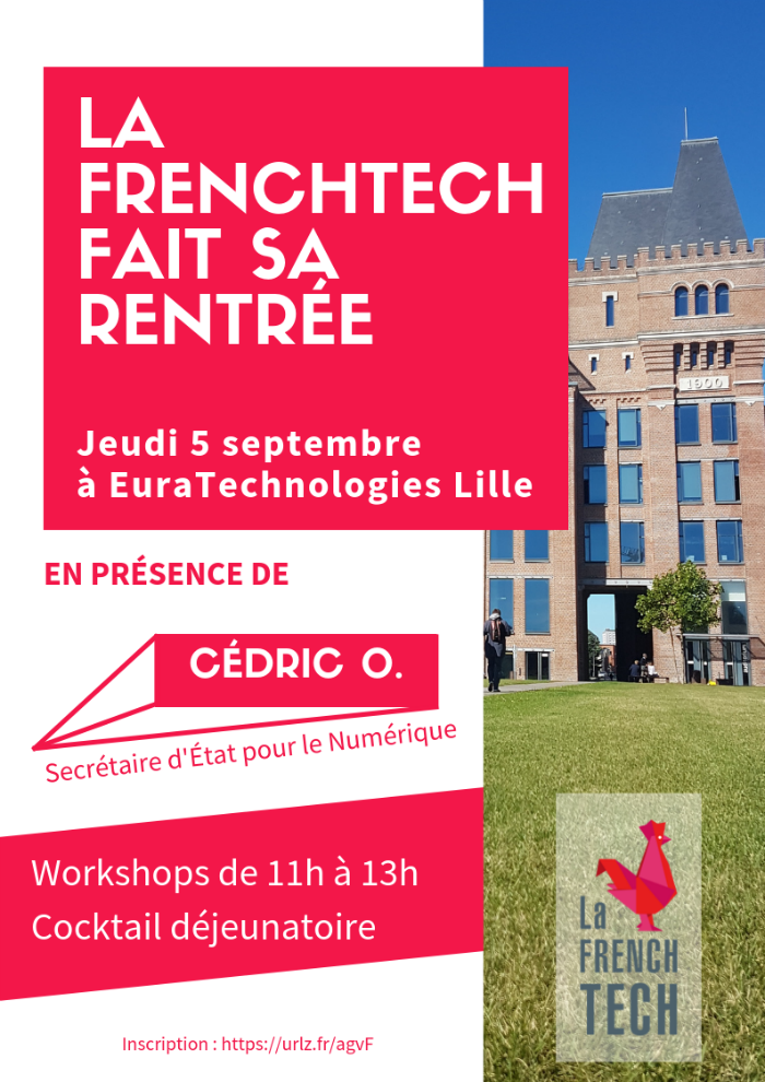 rentree french tech lille