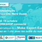 workshop CIC make export easy blanchemaille