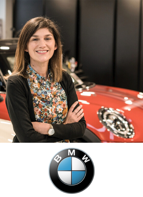 Angélique briere bmw