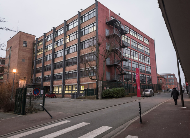 euratechnologies campus roubaix bâtiment blanchemaille