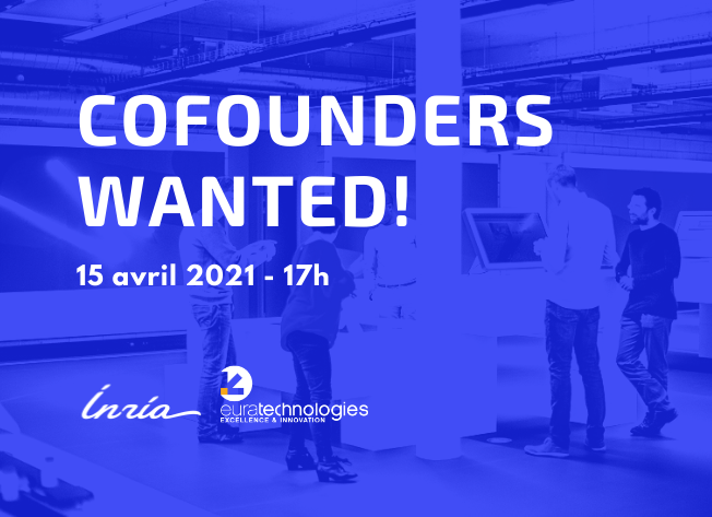 Agenda co-founders wanted euratechnologies inria V2